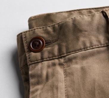 Brown Pant Leg
